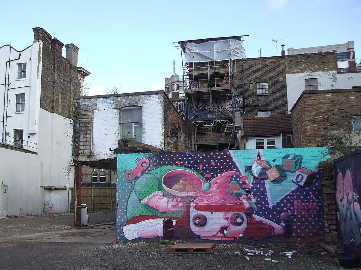 9- 2012 brik ane London